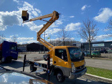 Renault Maxity 120 DXI + CTE 20 METER AERIAL PLATFORM utilitaire nacelle occasion