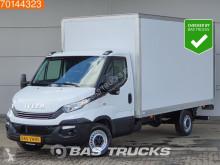 Furgoneta furgoneta caja gran volumen Iveco Daily 35S16 160PK Automaat Laadklep Bakwagen Airco Meubelbak A/C