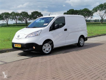 Nissan NV200 electric, airco, nav furgon second-hand