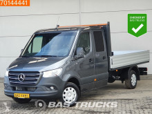 Mercedes Sprinter 315 CDI 9G-Tronic automaat Open Laadbak 3500kg trekhaak Airco A/C Double cabin Towbar Cruise control utilitaire plateau occasion