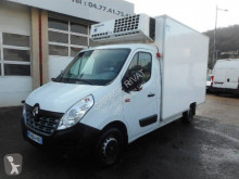 Veículo utilitário carrinha comercial frigorífica caixa negativa Renault Master 130 DCI