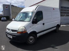 Renault Master DCI 120 fourgon utilitaire occasion