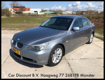 BMW SERIE 5 545i High Executive v8 YOUNGTIMER voiture berline occasion
