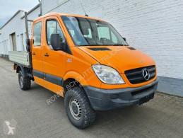 Furgoneta furgoneta caja abierta Mercedes 315 CDI/4x4 315 CDI/4x4, Iglhaut Allrad Doka Pritsche AHK