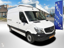 Furgoneta furgoneta furgón Mercedes Sprinter 316 CDI L2 / H2 Koelwagen 90064 Km - 220V aansluiting - Airco - Cruisecontrol - Achter opstap - Dag en Nacht koeling