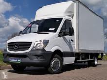 Mercedes Sprinter 514 cdi bakwagenlaadklep tweedehands bedrijfswagen grote bak