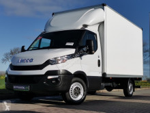 Utilitaire caisse grand volume Iveco Daily 35S16 bakwagen + laadklep