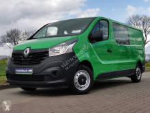 Fourgon utilitaire Renault Trafic 1.6 DCI 125 dubbele cabine,