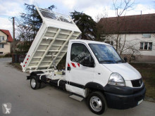 Renault Mascott 120 3.0 DXI used three-way side tipper van