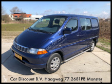 Toyota Hiace 2.5 D4-D 100 Emotion Executive dubbele cabine fourgon utilitaire occasion