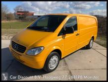 Mercedes Vito 111 CDI 110pk L2 H1 airco trekhaak euro 4 tweedehands bestelwagen