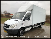 Mercedes Sprinter 513 2.2 CDI meubelbak + hydraulische laadklep airco automaat utilitaire caisse grand volume occasion