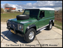Automobile 4x4 / SUV Land Rover Defender 2.5 Tdi 110 283.369km NAP 4WD YOUNGTIMER