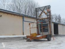 Építőipari munkagép Mersch A 11-12TR Absperrtafel használt egyéb munkagépek