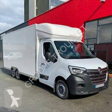 Renault Master new large volume box van