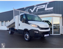 Nyttobil med hytt chassi Iveco Daily CCB 35C14 EMPATTEMENT 3750 TOR BENNE COFFRE