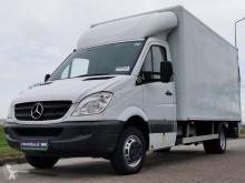 Mercedes Sprinter 511 cdi laadklep tweedehands bedrijfswagen grote bak