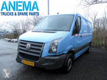 Volkswagen Crafter 35 fourgon utilitaire occasion