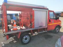 Utilitaire pompiers Peugeot J5 4 X 4 VPI