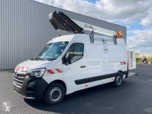 Renault Master L2H2 utilitaire nacelle articulée télescopique neuf