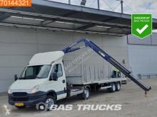 Iveco Daily 40C17 BE 10Tons trekker Combinatie 4T/M kraan, 6300kg laden Cruise control outros camiões usado