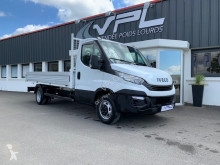 Cassone Iveco Daily CCB 35C14 PLATEAU EURO 6