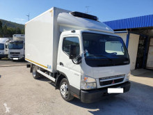 Mitsubishi Fuso Canter 3C13 used negative trailer body refrigerated van