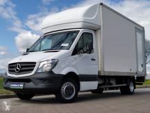 Furgoneta Mercedes Sprinter 513 cdi laadklep furgoneta caja gran volumen usada