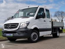Veículo utilitário comercial estrado caixa aberta Mercedes Sprinter 516 cdi dc hogedruk rein