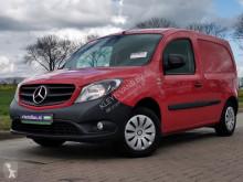 Mercedes Citan 108 CDI werkplaatsinrichting tweedehands bestelwagen