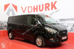 Veículo utilitário Ford Transit 2.0 TDCI 170 pk Aut. L2H1 DC Dubbel Cabine 2xSchuifdeur/Stoelverw./Omvorm furgão comercial usado