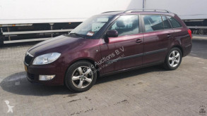 Skoda Fabia Combi 1.2 TDI voiture occasion