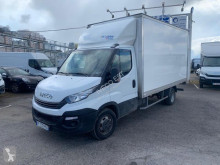 Utilitaire châssis cabine Iveco Daily 35C16 caisse hayon 20 m3