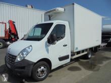 Veículo utilitário carrinha comercial frigorífica caixa negativa Renault Master 2.5 DCI 150