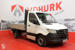 Mercedes flatbed van Sprinter 2.2 CDI ZGAN Pick up/Open laadbak/Navi/Clima/Trekhaak