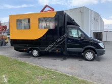 Utilitaire magasin Mercedes Sprinter 316 Automaat sales car Sprinter 316 cc met laadbak showroom