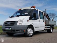 Ford Transit 430l 140pk fassi la utilitaire plateau occasion