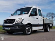 Furgoneta furgoneta caja abierta Mercedes Sprinter 516 cdi dc hogedruk rein