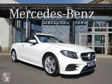 Furgoneta coche descapotable Mercedes E 400d CABRIO+AMG+STDHZG+HUD+DISTR+ 360°+WIDE+ME
