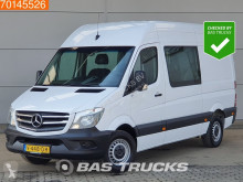 Mercedes Sprinter 314 CDI Automaat Dubbel Cabine Trekhaak Airco Cruise 7m3 A/C Double cabin Towbar Cruise control fourgon utilitaire occasion