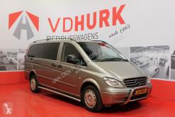 Mercedes Vito 120 CDI V6 204 pk Aut. DC Dubbel Cabine Trekhaak/Airco/Cruise fourgon utilitaire occasion
