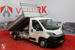 Citroën tipper van Jumper 35 2.0 HDI 130 pk Kipper/Kieper/Open Laadbak/Pick Up Trekhaak/Airco/Cruise