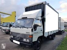 Veículo utilitário comercial estrado caixa aberta Toyota Dyna 300