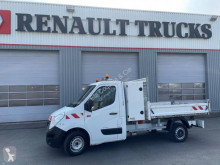 Renault Master 125 DCI utilitaire benne occasion