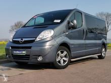 Opel cargo van Vivaro 2.5 lang l2 dc dubbel ca