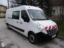 Renault Master 125 DCI furgon dostawczy używany