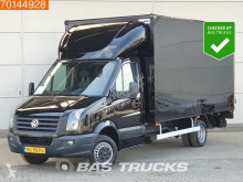 Volkswagen Crafter 2.0 TDI 163PK Laadklep Bakwagen 227cm breed! Navi Airco Meubelbak A/C Cruise control utilitaire caisse grand volume occasion