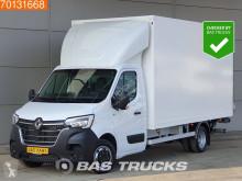 Utilitaire caisse grand volume Renault Master 165PK Dubbellucht Laadklep Bakwagen Navi Airco Cruise Meubelbak A/C Cruise control