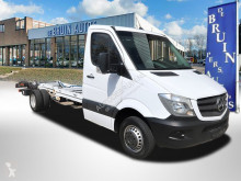 Mercedes chassis cab Sprinter 514 CDI L3 EURO-6 84164 Km Laadklep , Airco , Cruisecontrol