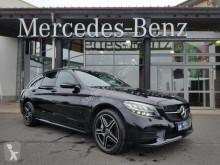 Veículo utilitário Mercedes C 220d T 4M+AMG+NIGHT+LED+NAVI+ SPUR+TOTW+EAS+JW carro berlina usado